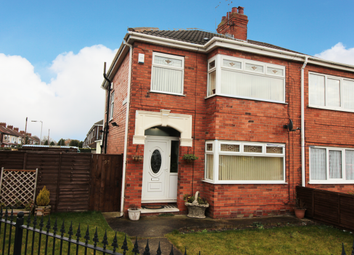 Thumbnail 3 bedroom semi-detached house for sale in Maybury Road, Hull, North Humberside