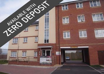 Thumbnail 2 bedroom flat to rent in The Butts, Buttsmead, Littlehampton