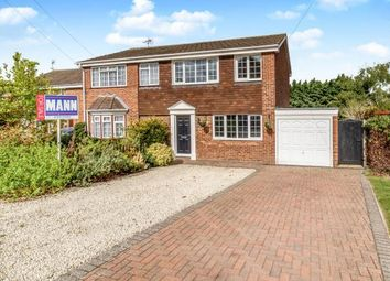 3 bed semi-detached house for sale in Nightingale Close, Rainham, Kent, United Kingdom ME8