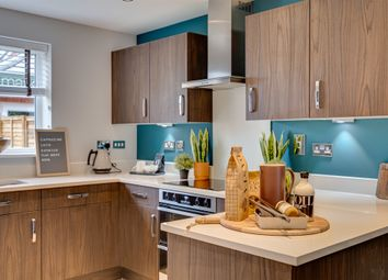 """Thumbnail 4 bed detached house for sale in """"The Lumley"""" at Haverhill Road, Little Wratting, Haverhill"""