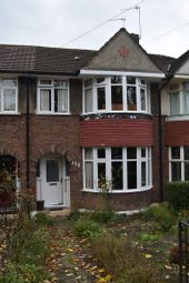 Thumbnail 3 bed terraced house for sale in Hampden Way, Southgate