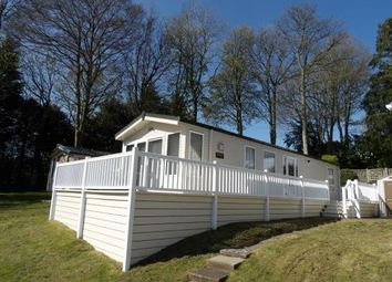 Thumbnail 2 bed mobile/park home for sale in Woodlands Hall, Llanfwrog, Ruthin, Denbighshire