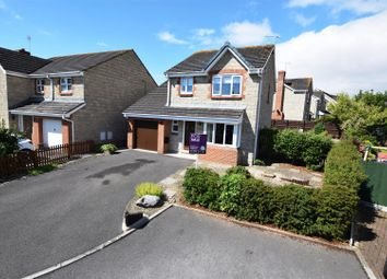 Thumbnail 4 bed detached house for sale in Branscombe Walk, Portishead, Bristol