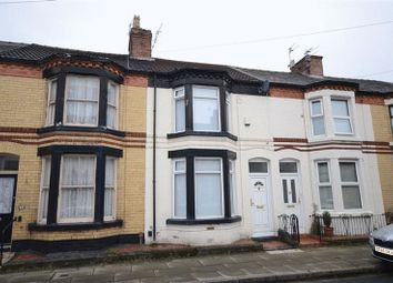 Thumbnail 2 bedroom terraced house for sale in Alverstone Road, Mossley Hill