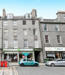 Thumbnail 3 bed flat for sale in Flat 3, Castle Street, Aberdeen