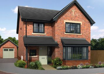 Thumbnail 4 bed detached house for sale in Moss Way, Blackpool