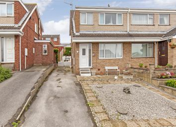 Thumbnail 3 bed semi-detached house for sale in Dale Bank Crescent, New Whittington, Chesterfield