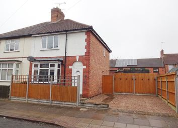 Thumbnail 3 bedroom semi-detached house for sale in Sheridan Street, Leicester