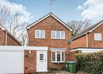 Thumbnail 3 bed link-detached house for sale in Goldcrest Gardens, Southampton