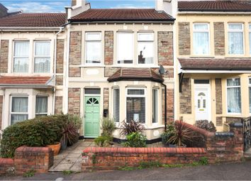 Thumbnail 2 bed terraced house for sale in Sandgate Road, Brislington