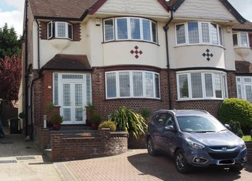 Thumbnail 4 bedroom semi-detached house for sale in Priory Close, London, London