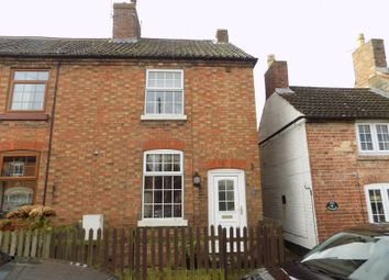 Thumbnail 2 bed terraced house to rent in Main Street, Redmile, Nottingham