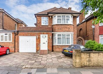 3 bed detached house for sale in Wemborough Road, Stanmore, Middlesex HA7
