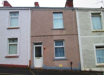 Thumbnail 2 bedroom terraced house to rent in Sebastopol Street, St Thomas, Swansea.