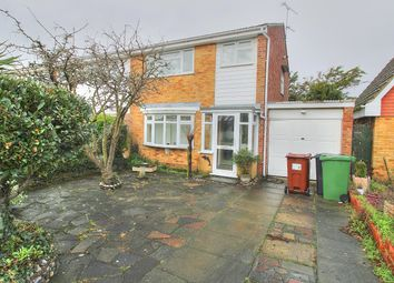 Thumbnail 3 bed terraced house for sale in Fisher Close, Eastbourne