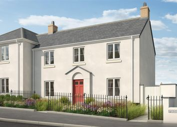 Newquay TR8. 3 bed semi-detached house for sale