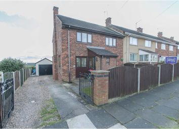 3 bed end terrace house for sale in Bents Road, Rotherham S61