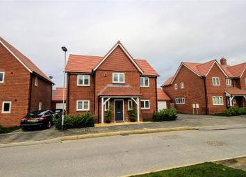 4 bed detached house for sale in Mackmurdo Avenue, Tadpole Garden Village, Swindon SN25