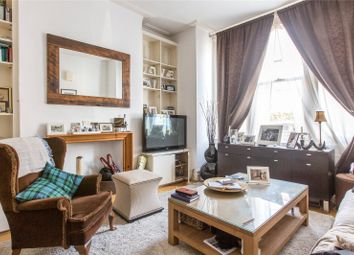 Thumbnail 1 bed flat to rent in Hazelbourne Road, Clapham South, London