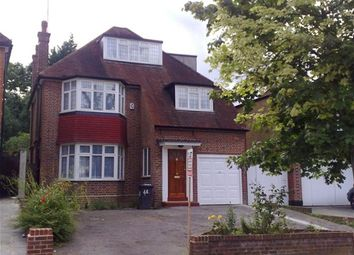 Thumbnail 5 bed detached house to rent in Ringwood Avenue, London
