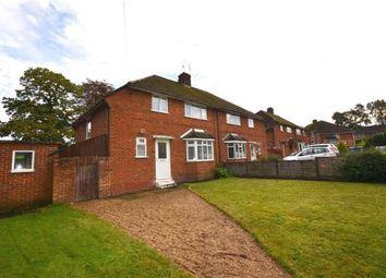 Thumbnail 3 bed semi-detached house for sale in Elizabeth Drive, Church Crookham, Fleet