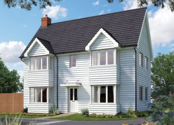 "Thumbnail 3 bed detached house for sale in ""The Sheringham"" at Chalkers Lane, Hurstpierpoint, Hassocks"
