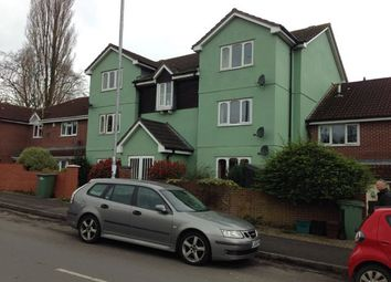 Thumbnail 1 bed flat for sale in Oriel Drive, Glastonbury
