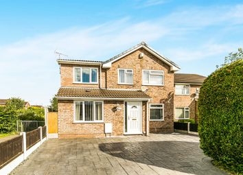 Thumbnail 4 bed detached house for sale in Tegid Way, Saltney, Chester