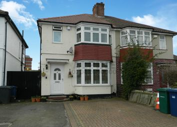 Thumbnail 4 bed semi-detached house for sale in Colin Park Road, London