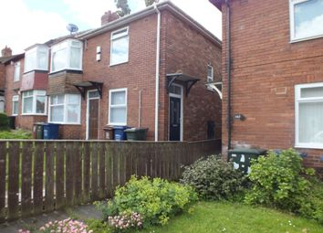 Thumbnail 2 bed flat to rent in Silverhill Drive, Newcastle Upon Tyne