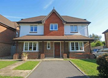 Thumbnail 5 bed property to rent in Hurst Road, East Molesey