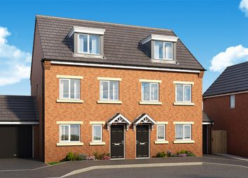 "Thumbnail 3 bed property for sale in ""The Sycamore"" at Heathway, Seaham"