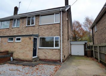 3 bed semi-detached house to rent in Lowfield Road, Beverley, East Yorkshire HU17