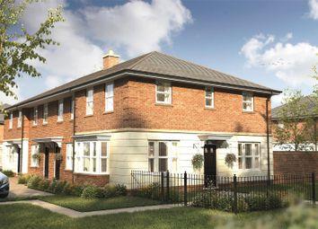 Thumbnail 3 bed end terrace house for sale in Harperbury Park, Harper Lane, Radlett, Hertfordshire