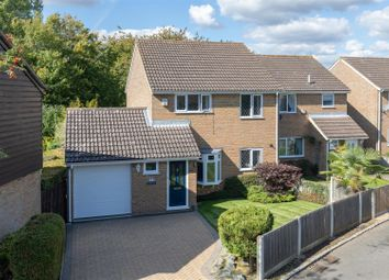 Thumbnail 4 bed detached house for sale in Postling, Singleton, Ashford
