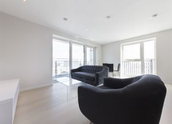 Thumbnail 2 bed flat to rent in Cassia Point, 2 Glasshouse Gardens, London, Stratford