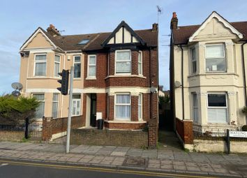 Thumbnail 2 bed block of flats for sale in 24 Watling Street, Gillingham, Kent