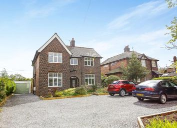 Thumbnail 4 bed detached house for sale in West Lane, Lymm, Cheshire