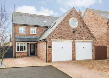 Thumbnail 4 bed detached house for sale in Tintern Rise, Eye, Peterborough