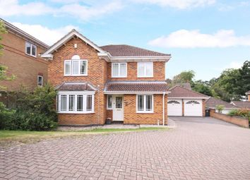 Thumbnail 4 bed detached house for sale in Lindbergh Rise, Whiteley, Fareham