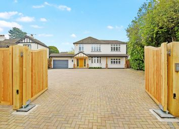 Thumbnail 5 bed detached house to rent in Lower Road, Bookham, Leatherhead