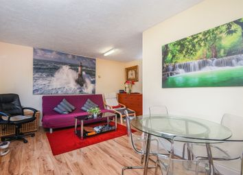 Thumbnail 2 bed flat for sale in St. Hildas Close, Christchurch Avenue, London