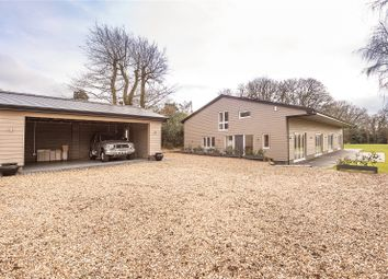 Thumbnail 5 bed barn conversion for sale in Hollybush Hill, Stoke Poges, Buckinghamshire