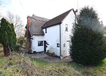 Thumbnail 3 bed detached house for sale in The Street, Manuden, Bishop's Stortford