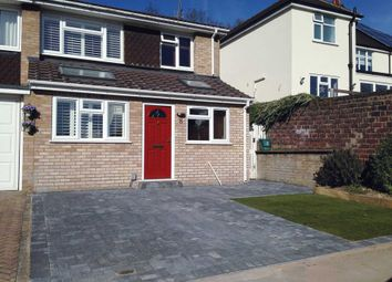 Thumbnail 3 bed end terrace house for sale in Vicarage Close, Boxmoor, Hemel Hempstead