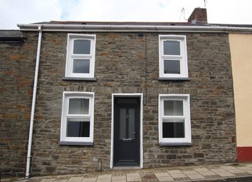 Thumbnail 2 bed terraced house for sale in Seymour Street, Caegarw, Mountain Ash