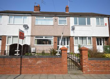 Thumbnail 3 bed terraced house to rent in Bedford Road, Rock Ferry, Birkenhead