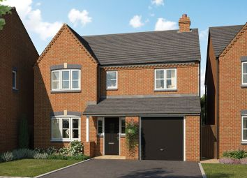 Thumbnail 4 bed detached house for sale in Cawston Lane, Rugby Warwickshire