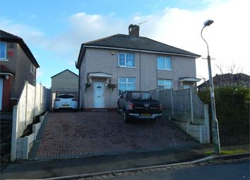 Thumbnail 2 bed semi-detached house for sale in Thursby Road, Nelson, Lancashire