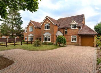 Lansdowne Avenue, Maidstone, Kent ME15. 4 bed detached house